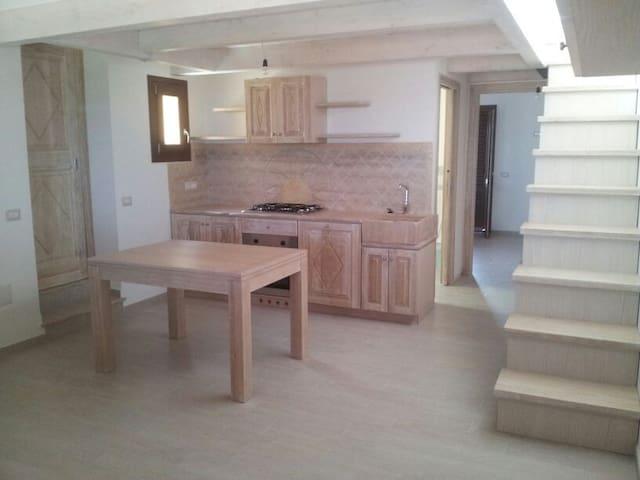 Casa Rosa dei venti - La Muddizza - Flat