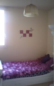 Private bedroom (jolie chambre) near of Facultés. - Montpellier