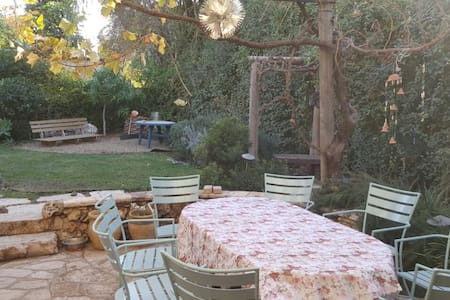 Charming country house in Hod Hasharon - Hod Hasharon - 独立屋