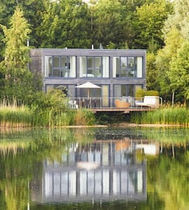 Warrens Cross at Lakes by Yoo. Sleeps 6 + 1 child - Gloucestershire - Dům