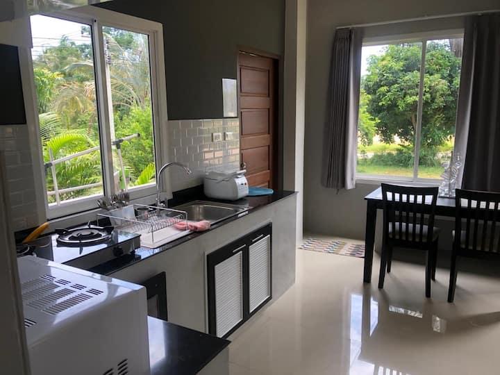Luxury 1 bedroom house
