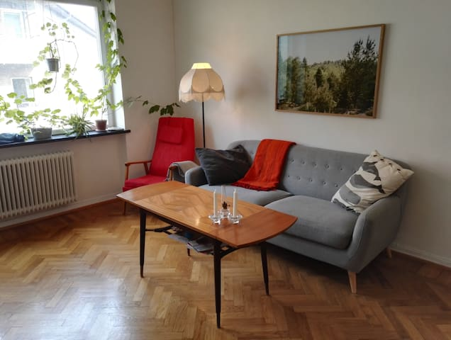 Bright apartment in a quiet area of central Malmö - Malmö - Apartment