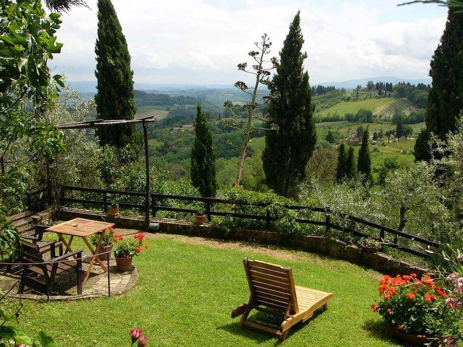 Top 100 Airbnb Rentals 2017 in San Gimignano, Italy