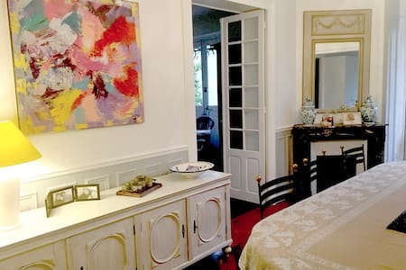 2 private rooms in charming House - Versailles - Bed & Breakfast