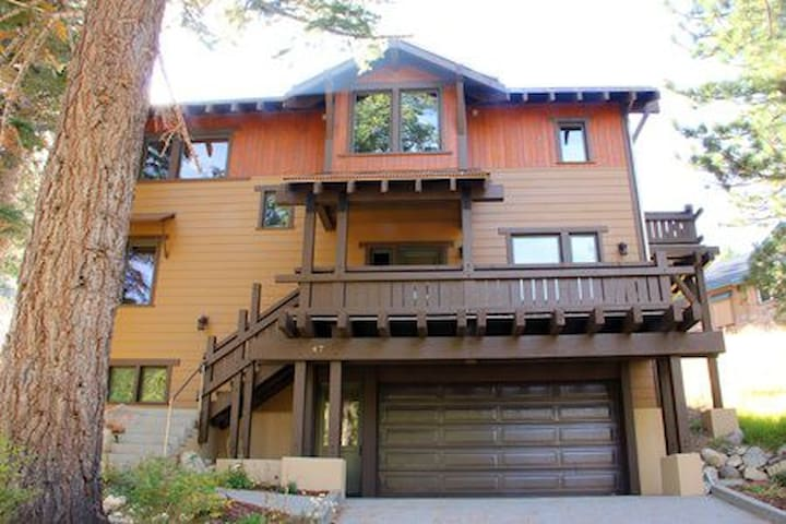 Gull Lake Custom Craftsman - June Lake - Dom