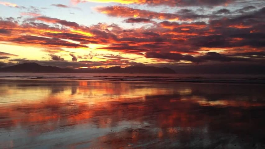 Breathtaking Beach House in Ballyheigue Bay - Kerry - Hus