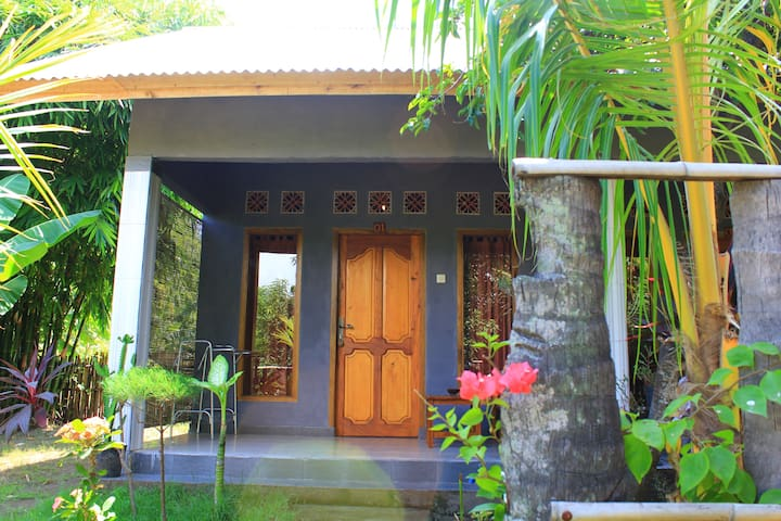 Delima Standard Fan Room - lombok utara - House