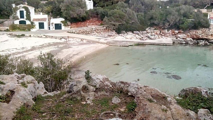 Apto en Binisafua playa - Binisafua platja - Leilighet