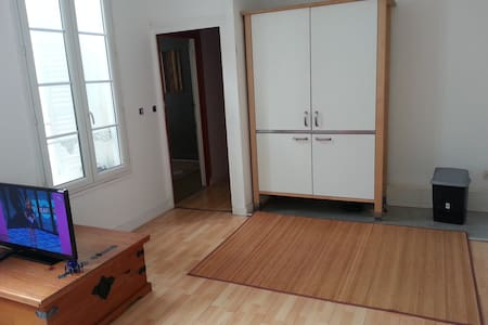 Appartement centre de saintes - Huoneisto