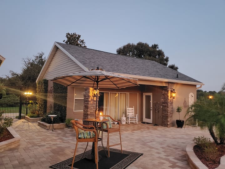 Private Cabana House just minutes from Mt Dora