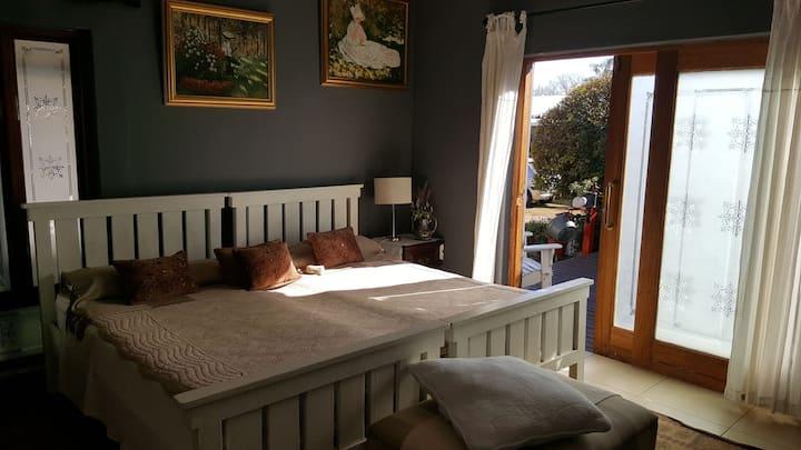 Theodosius guest room