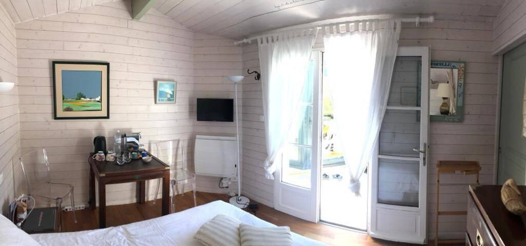 Votre chambre pour votre séjour de rêve