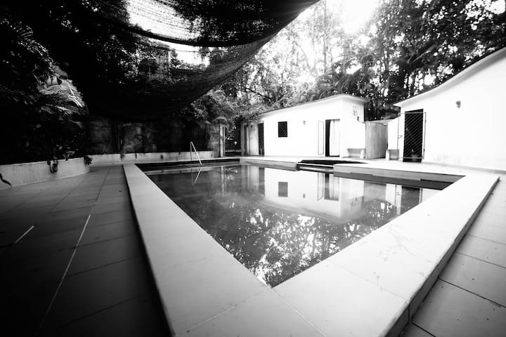 Pool Room, Oddspot, Assagaon - Assagao - Villa