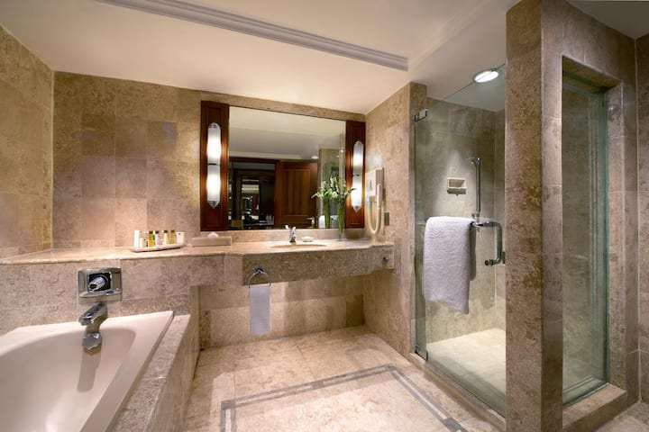 Remarkable Double Or Twin Grand At Central Jakarta