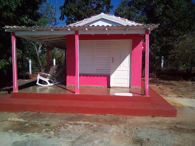 Habitación 3, Cabaña independiente