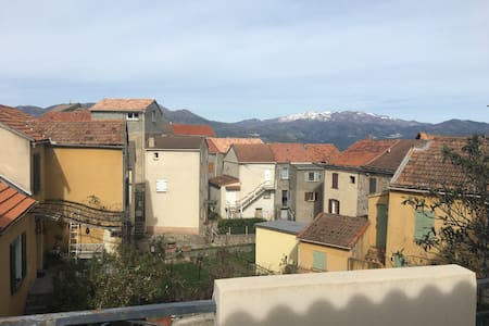 Maison de village - Poggio-di-Venaco - Haus