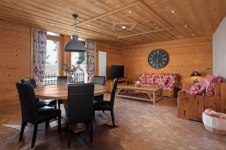Magnifique appartement 100 m2  pour 6 pers.