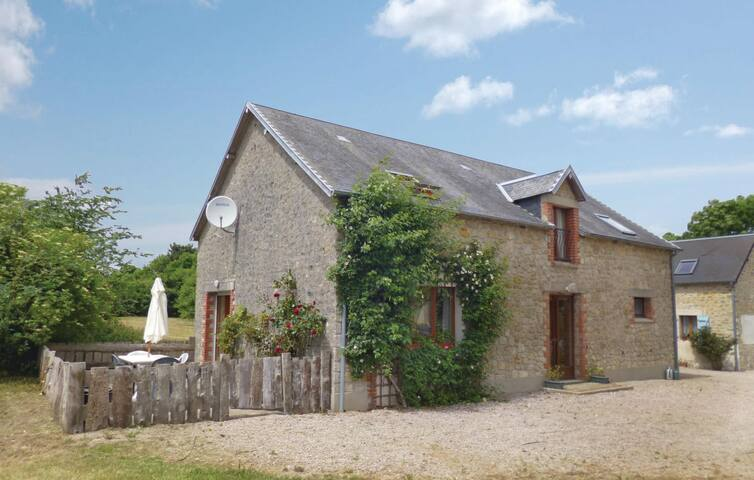 Holiday cottage with 2 bedrooms on 74m² in Brucheville