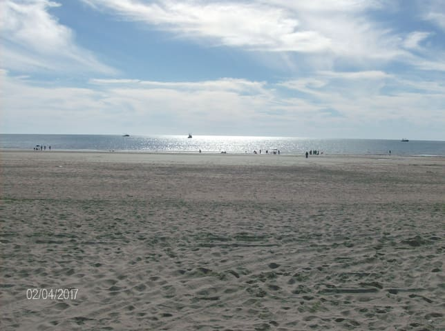 BEACH CASITA,sleeps 4, Center of Party Beach Scene - Puerto Peñasco