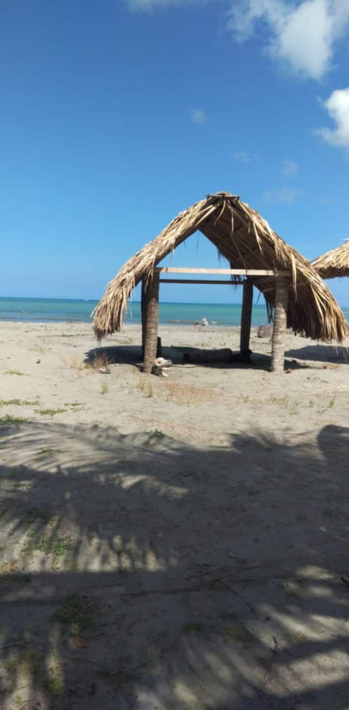 Cabaña Luciana del Mar, cabaña completa.