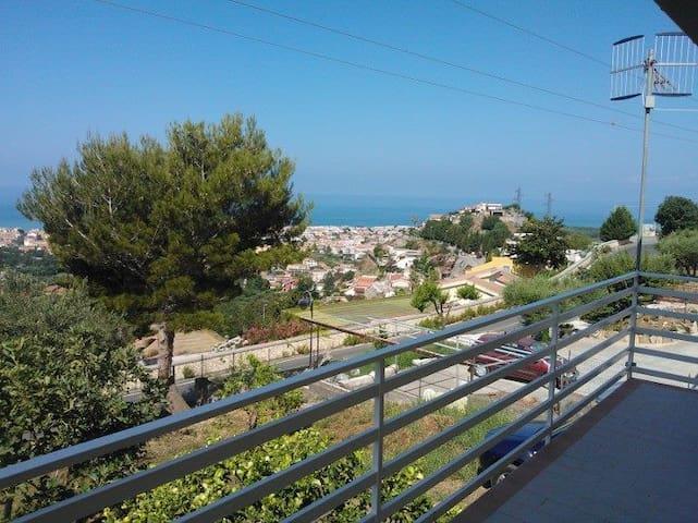 Villa singola panoramica - Praia A Mare - Apartment