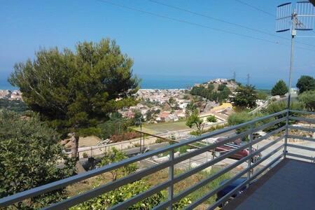 Villa singola panoramica - Praia A Mare