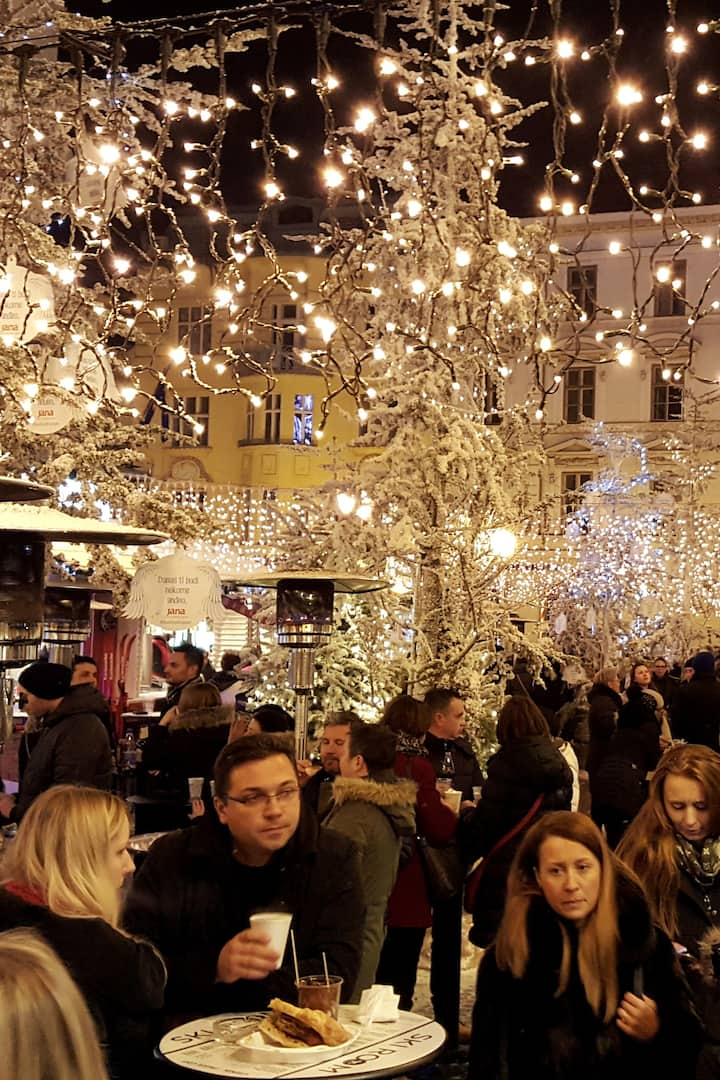 One of 25+ Christmas markets