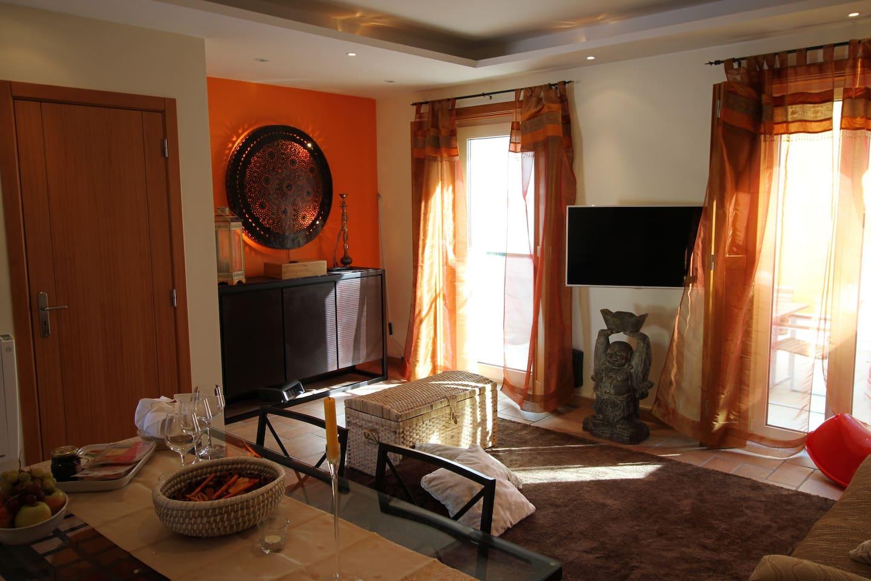Sala Piso 0 / living room