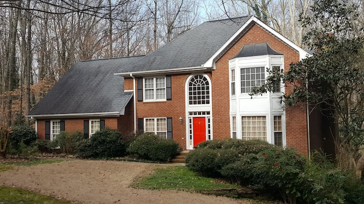 Traditional Home in Fayette Co, GA - now with UV!