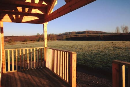 Willow at West View Farm Lodges - Leicestershire - Blockhütte