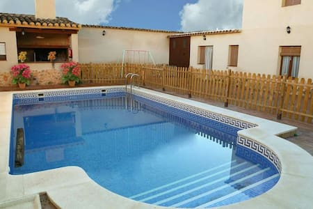 Casa Rural La Quinteria De Sancho - Argamasilla de Alba