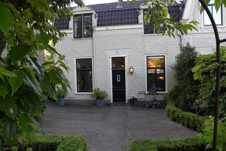 Kleine villa op 25 minuten van Amsterdam - Baarn - Rumah