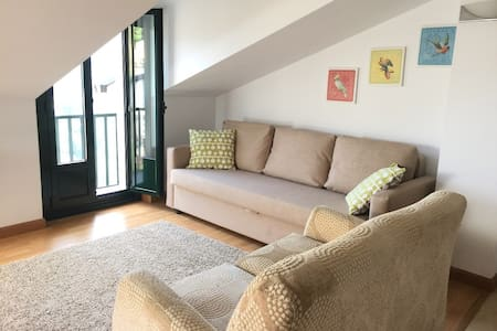Apartamento Rural en Santa Eulalia de Oscos - Leilighet
