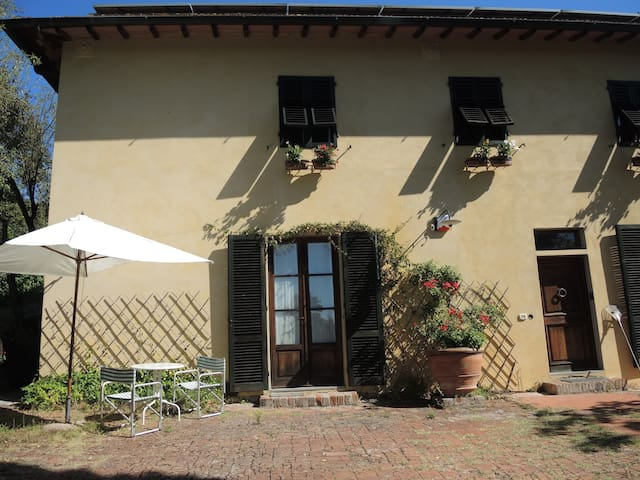 Chianti country house near Florence - Falciani (Impruneta)