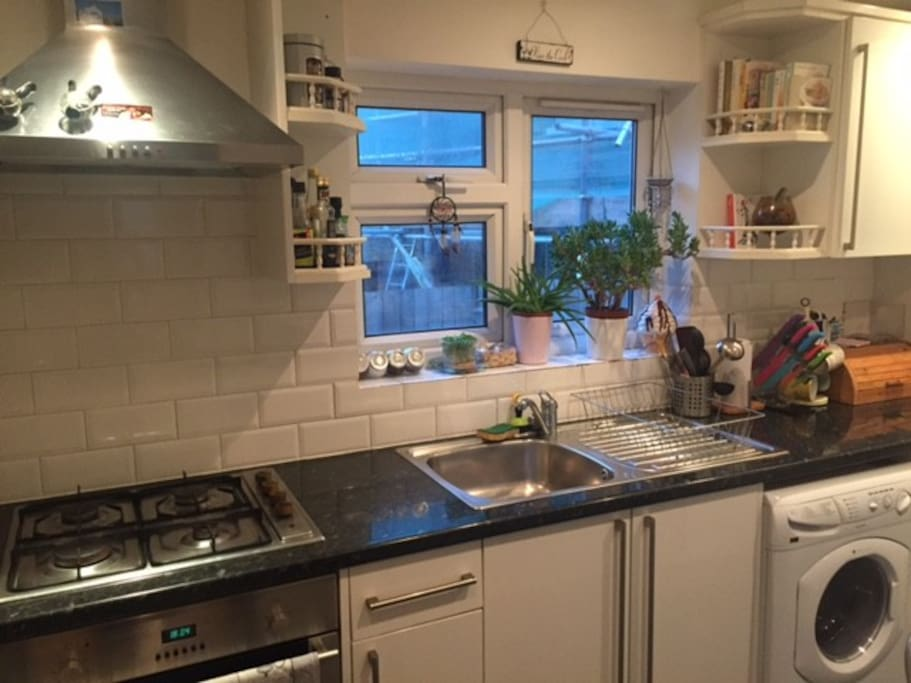 Small cosy Kitchen