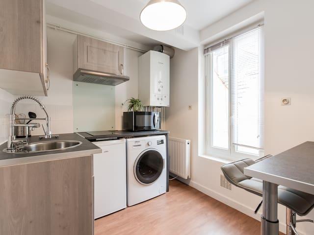 Sweet home VICHY - Appartement entièrement équipé
