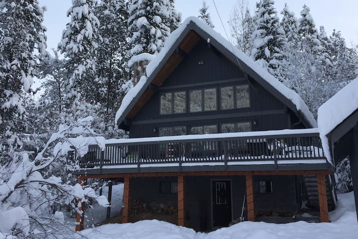 3 BR Mountain Cabin - great location!