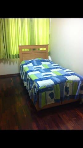 Habitación privada en Pentagonito - San Borja - Appartement