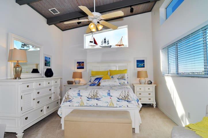 Captains Bridge - Ocean View Beach House - St. Augustine - Huis
