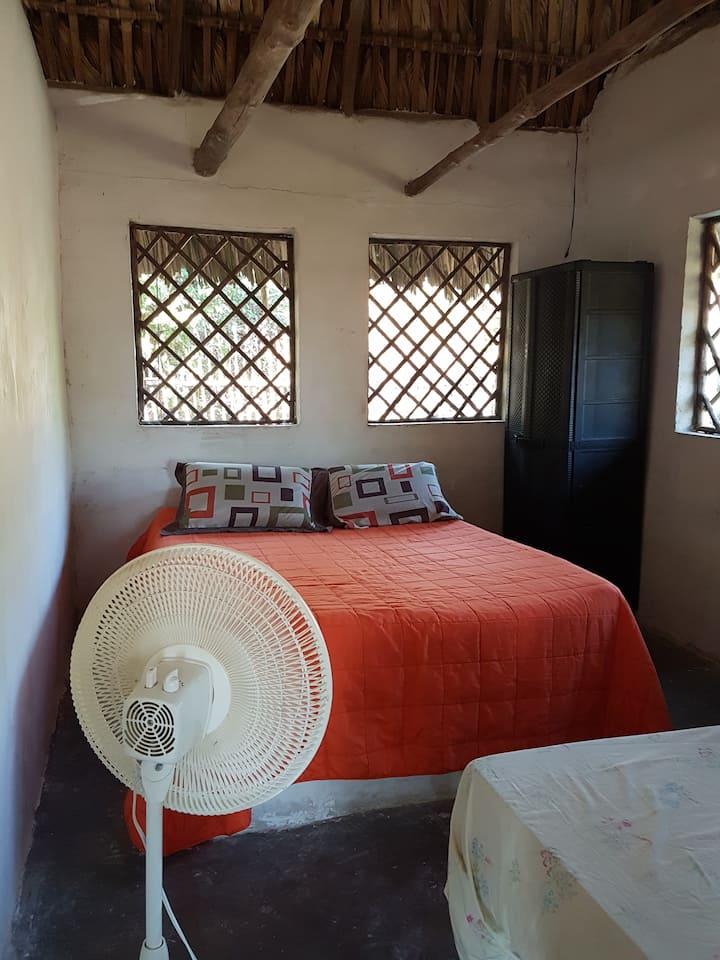 Hostal Mi Casa en la Playa, habitación privada