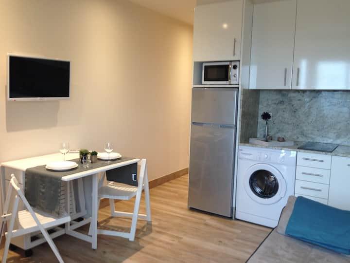 Aqualecer II. Apartamento 1 Dormitorio y Terraza