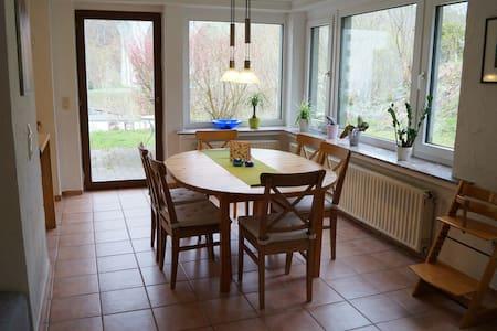 Haus Sonneck, Am Stryckpark - Willingen (Upland) - Wohnung