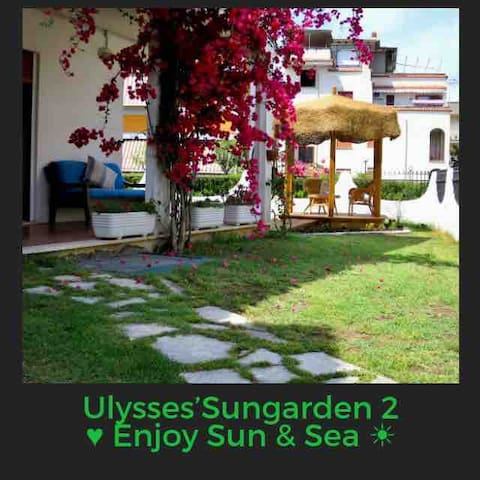 Casa Vacanze Ulysses' Sun Garden 2