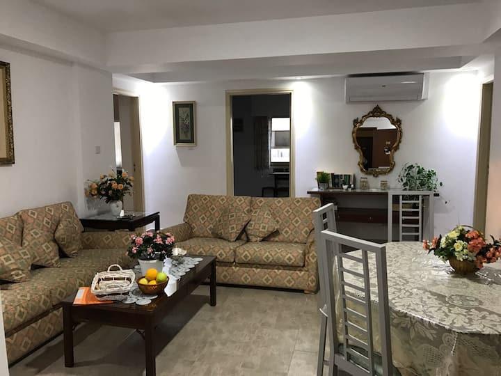 Nicosia City Center - 3 Bedroom  Renovated Apt.