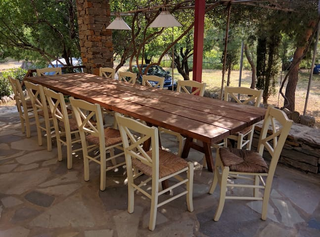 stathi's guest house - Otzias - Holiday home