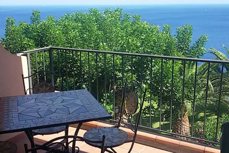 Casa Belvedere - apartment with lovely sea views - Sant'Alessio Siculo - 公寓