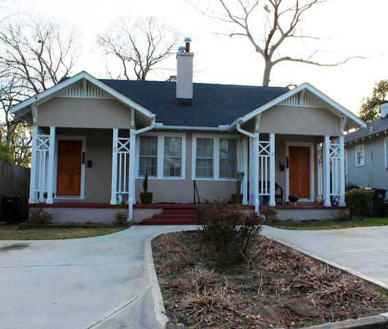 Charming Duplex- Minutes from Augusta National