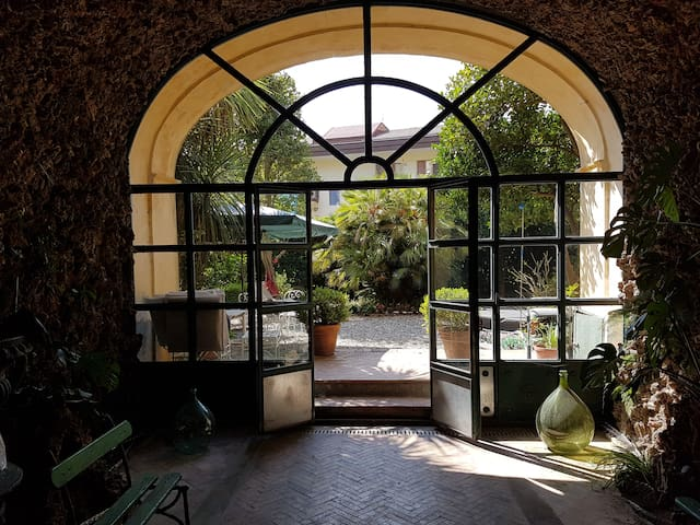 Dimora Aganoor Relais & Gourmet Experience - Cava de' Tirreni - วิลล่า