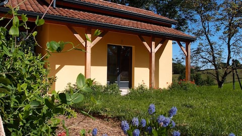 Klein huis voor zomervakantieverhuur