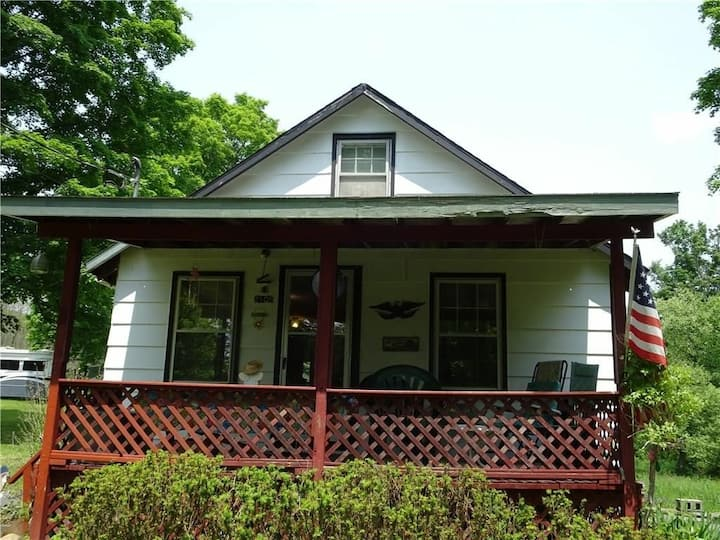 80 acre retreat minutes from WGI and WG State Park